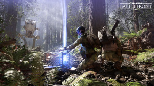 Star wars Battlefront ps4 ist leadplattform