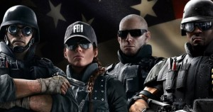 Rainbow six FBI SWAT